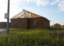Одноэтажный дом в Чеховском районе деревня Васькино