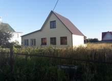 Двухэтажный дом  в городе Чехове, ул.Рассветная