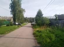 Земельный участок в деревне Чепелево, 14.5 соток, ПМЖ, с фундаментом 10х12