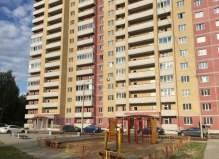 Двухкомнатная квартира в городе Чехов, улица Молодёжная, дом 6а