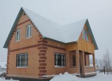 Дом в деревне Аксенчиково, в Чеховском районе