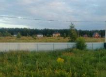 Участок 8 сот. (ИЖС) город Чехов