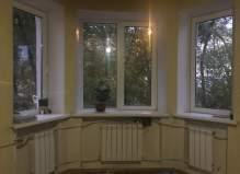 Комната в трехкомнатной квартире 22 кв.м