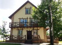 Новый дом в деревне Углешня со всеми удобствами 205 м2. Чеховский район