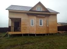 Эксклюзив! Двухэтажный дом  в Чеховском районе  деревня Мальцы  поселок  Святая...