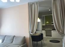 Однокомнатная квартира с хорошим ремонтом в Чехове на улице...