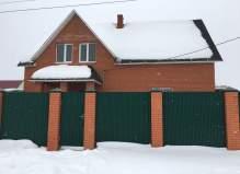 Дом 180 м2 на участке 15 соток в г. Чехове на ул. Церковная горка