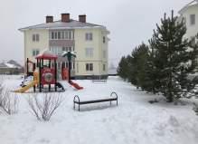 Двухкомнатная квартира в городе Чехов, ЖК МОРОЗОВКА, д.7