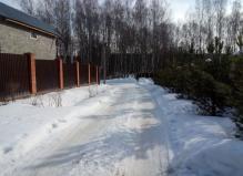 Продается участок в д. Поповка Чеховского района.