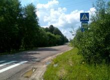 Земельный участок 25 соток (ИЖС) в деревне Алферово Чеховского района