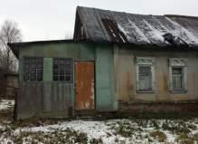 Участок 15 соток с зарегистрированным домом (под снос) в д. Новогородово Чеховск...