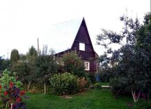 Продается 2х этажная дача 80 кв.м.в деревне Алачково Чеховский район.