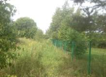 Земельный участок 9 соток в обжитой деревне Высоково, Чеховский район