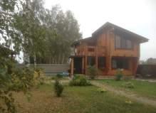 Два дома на участке 13 соток, около д. Васькино Чеховский район