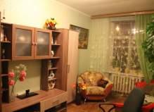 Трехкомнатная квартира в Чехове на улице Чехова д.35