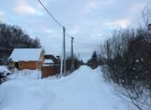 Участок 15 соток в деревне Поповка Чеховского района