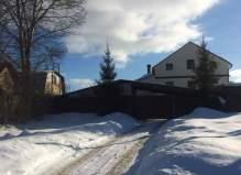 Дом для ПМЖ 240 м2 на участке 15 соток в деревне Беляево Чеховского района