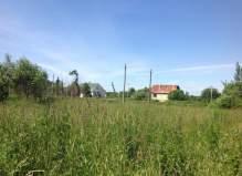 Земельный участок 20 соток у озера в деревне Ишино, Чеховский район.