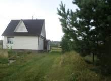 Дом (с баней) с пропиской в деревне Пронино Чеховского района