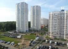 Трехкомнатная квартира город Чехов улица Земская дом 13