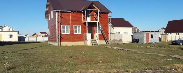 Эксклюзив! Двухэтажный дом  в Чеховском районе  деревня Бавыкино, фотография