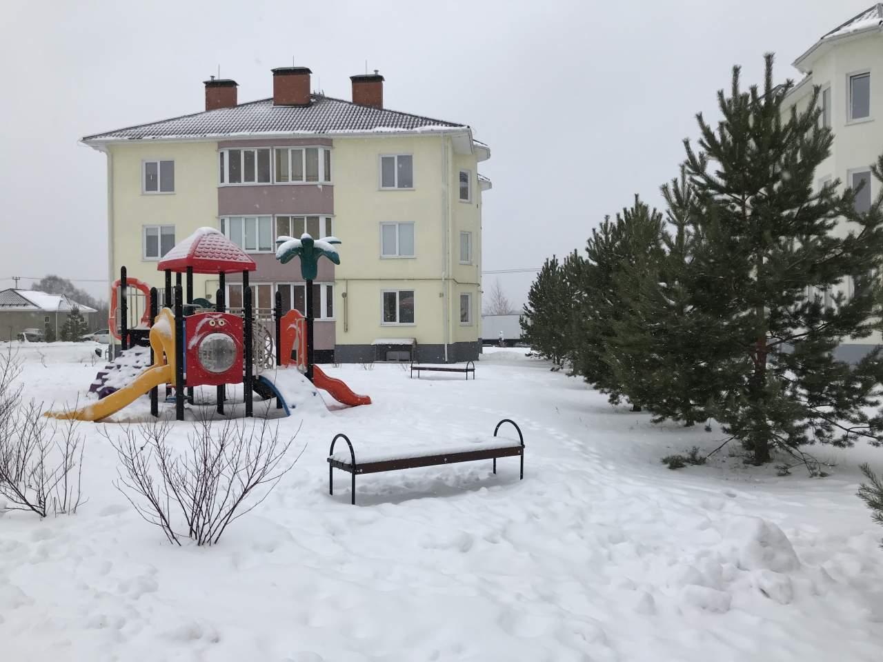 Чехов, ЖК Морозовка, 7