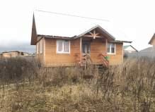 Продается дом 61м2 на участке 6 соток в коттеджом поселке Соколиная гора...