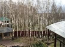 Двухэтажный дом в деревне Поповка Чеховский район