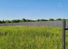 Участок 12 соток в деревне Поповка