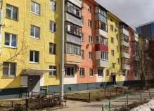 2-комнатная  квартира, 45,7м², 1/5эт., Московская область, Серп...