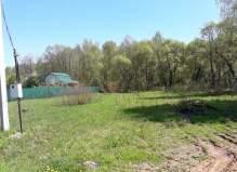 Участок 6 соток в Чеховском районе  деревня Гришенки