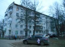 Двухкомнатная квартира в поселке Любучаны Чеховского района по ул...
