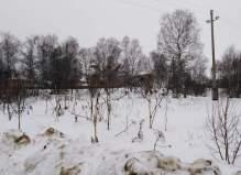 Участок 25 соток в Чеховском районе деревня Перхурово