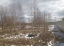 Земельный участок 20 соток в  деревне Пешково, Чеховский район.