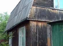 дом на участке 6 соток в СНТ Берёзка