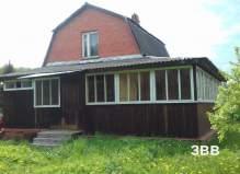 дом  105 м2  для круглогодичного проживания в д.Детково,  СНТ Полёт-3