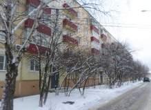 Двухкомнатная квартира город Чехов, Вишнёвый бульвар дом 7
