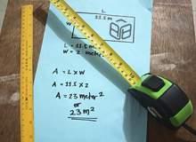 Фотография к статье Как рассчитать общую площадь квартиры