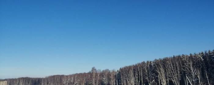Земельный участок 14 соток в деревне Чепелево. Чеховский район, фотография